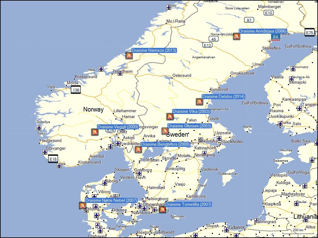 Karte Norwegen Dänemark.Dänemark Norwegen Karte My Blog