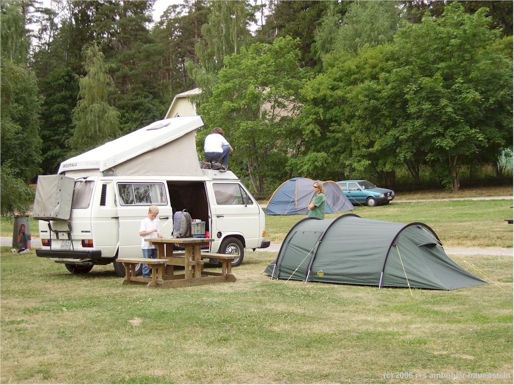 Zelt Auf Campingplatz Mieten : Reise zum nordkapp sommer  juli